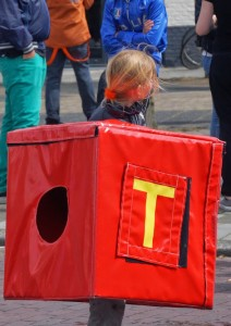 Kruiningse Koniginnedag 2014