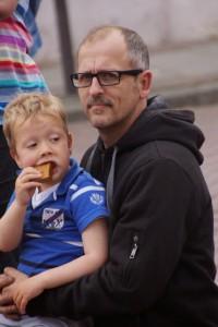 Kruiningse Koniginnedag 2014 | Vader en Zoon